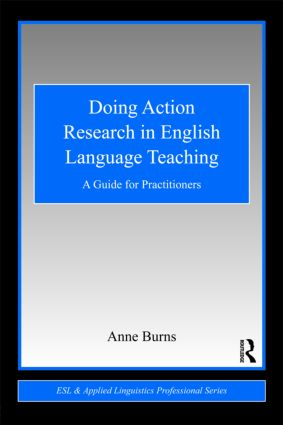 Doing Action Research in English Language Teaching: A Guide for Practitioners book cover