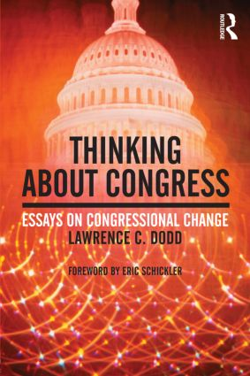 Thinking About Congress: Essays on Congressional Change (Paperback) book cover
