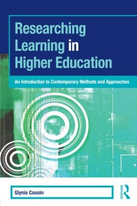 Researching Learning in Higher Education: An Introduction to Contemporary Methods and Approaches book cover