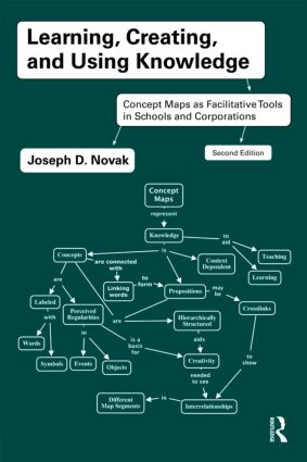 Learning, Creating, and Using Knowledge: Concept Maps as Facilitative Tools in Schools and Corporations, 2nd Edition (Paperback) book cover