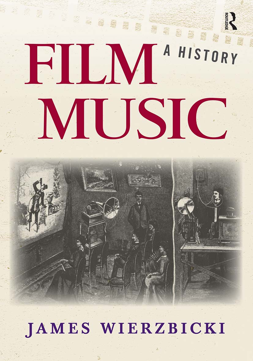 Film Music: A History: 1st Edition (Paperback) book cover