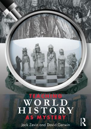 Teaching World History as Mystery (Paperback) book cover