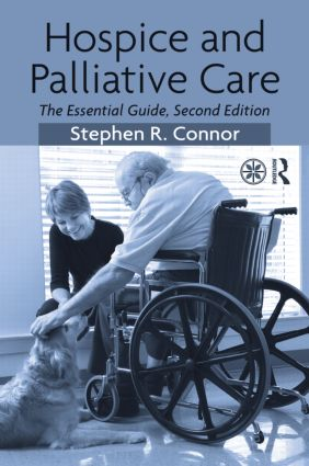 Hospice and Palliative Care: The Essential Guide, 2nd Edition (Paperback) book cover