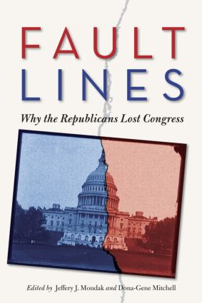 Fault Lines: Why the Republicans Lost Congress (Paperback) book cover