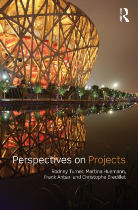 Perspectives on Projects: 1st Edition (Hardback) book cover