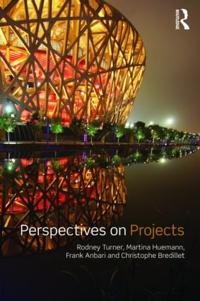 Perspectives on Projects: 1st Edition (Paperback) book cover