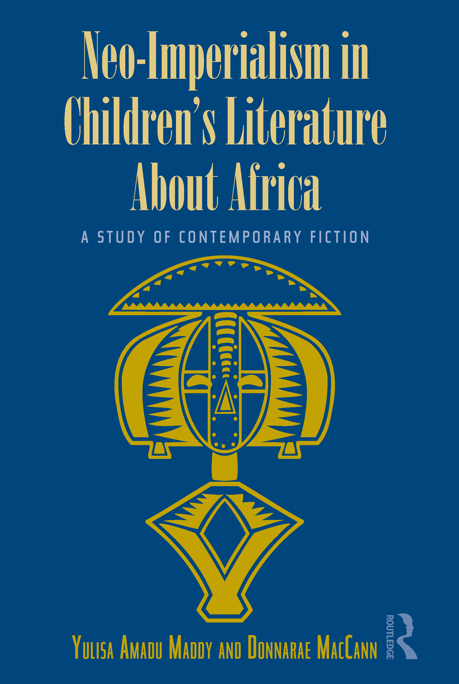Neo-Imperialism in Children's Literature About Africa: A Study of Contemporary Fiction (Hardback) book cover