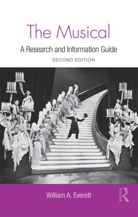 The Musical: A Research and Information Guide book cover
