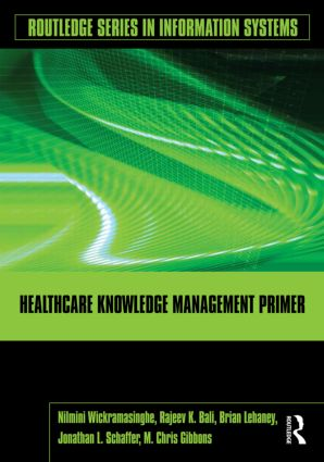 Healthcare Knowledge Management Primer book cover