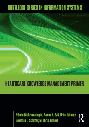 Healthcare Knowledge Management Primer (Paperback) book cover