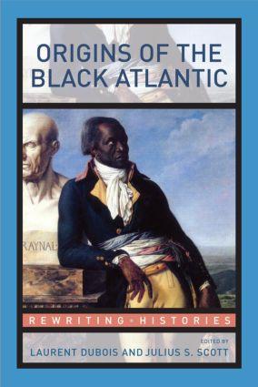 Origins of the Black Atlantic (Paperback) book cover