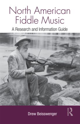 North American Fiddle Music: A Research and Information Guide (Hardback) book cover
