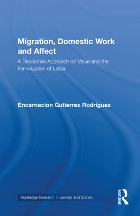 Migration, Domestic Work and Affect