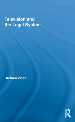 Television and the Legal System book cover