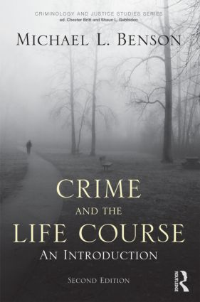 Crime and the Life Course book cover