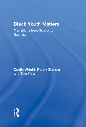 Black Youth Matters: Transitions from School to Success (Hardback) book cover