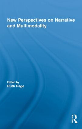 New Perspectives on Narrative and Multimodality (Hardback) book cover