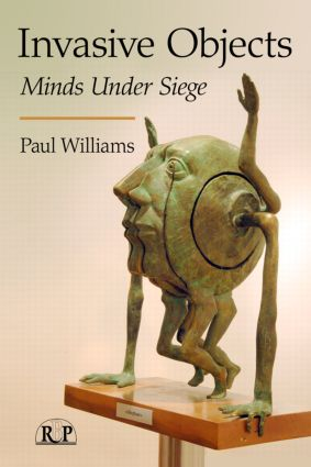 Invasive Objects: Minds Under Siege (Paperback) book cover