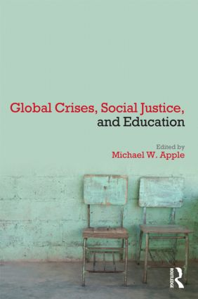 Global Crises, Social Justice, and Education (Paperback) book cover