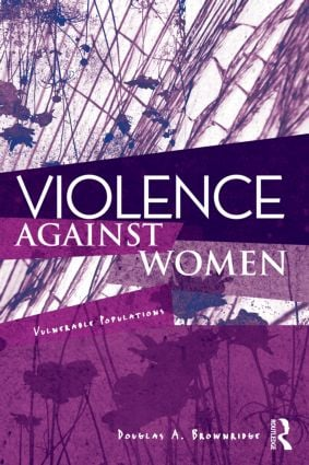 Violence Against Women: Vulnerable Populations book cover