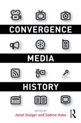Convergence Media History: 1st Edition (Paperback) book cover