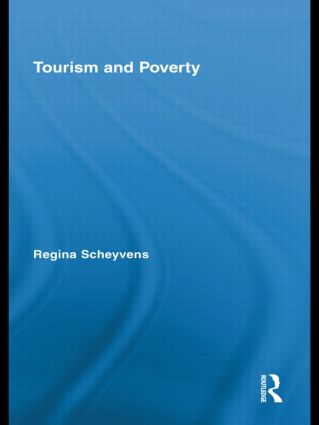 Tourism and Poverty (Hardback) book cover