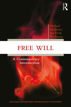 Free Will: A Contemporary Introduction book cover