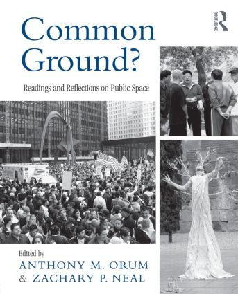 Common Ground?: Readings and Reflections on Public Space (Paperback) book cover