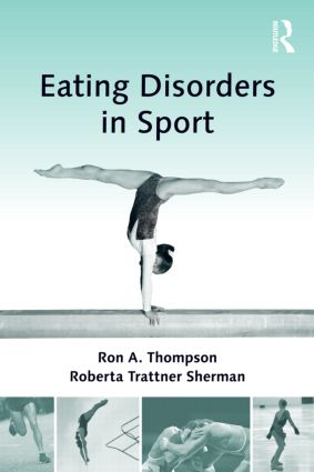 Eating Disorders in Sport (Hardback) book cover