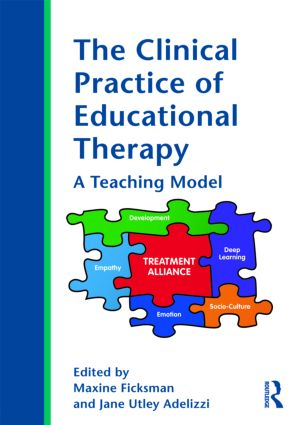 The Clinical Practice of Educational Therapy: A Teaching Model (Paperback) book cover