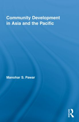 Community Development in Asia and the Pacific (Hardback) book cover