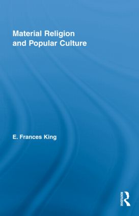 Material Religion and Popular Culture (Hardback) book cover