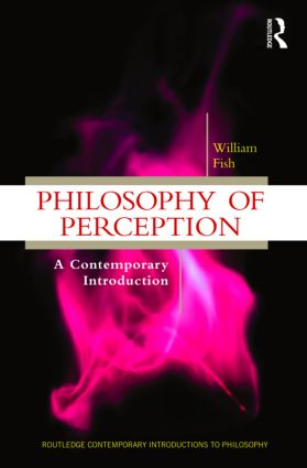 Philosophy of Perception: A Contemporary Introduction book cover