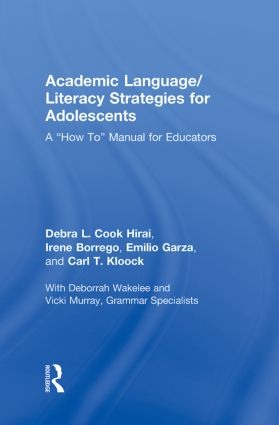 Academic Language/Literacy Strategies for Adolescents