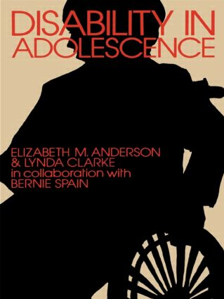 Disability in Adolescence