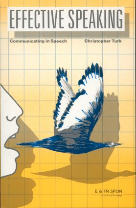 Effective Speaking: Communicating in Speech (Paperback) book cover