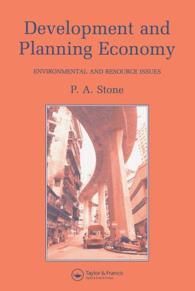 Development and Planning Economy: Environmental and resource issues (Paperback) book cover