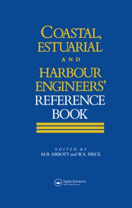 Coastal, Estuarial and Harbour Engineer's Reference Book: 1st Edition (Hardback) book cover