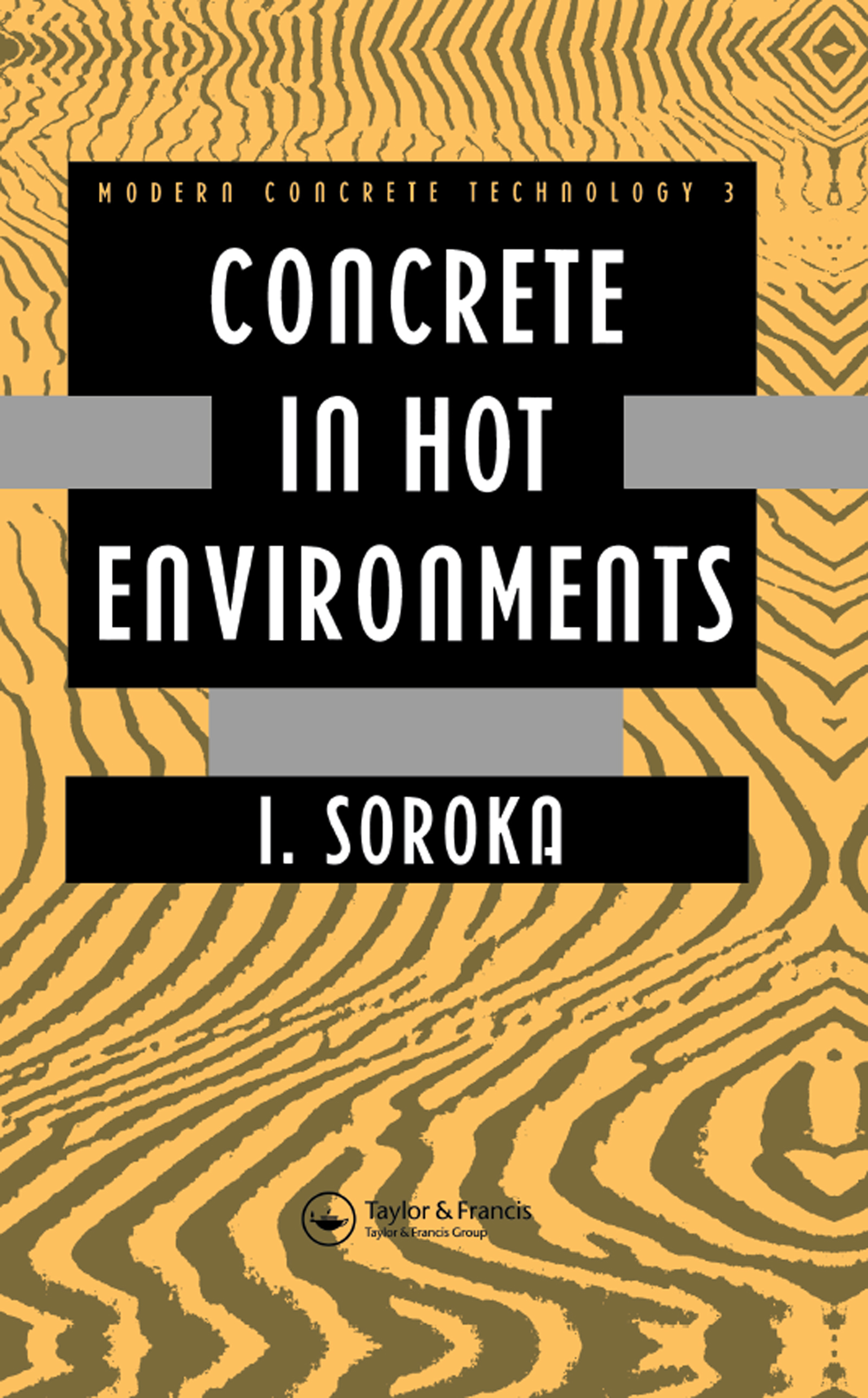 Concrete in Hot Environments book cover