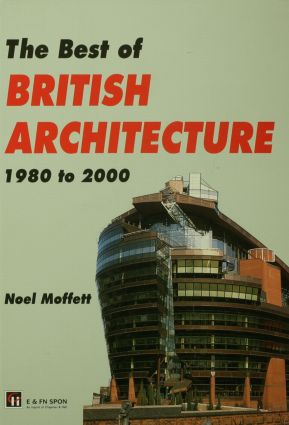 The Best of British Architecture 1980-2000 book cover