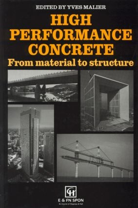 The Development of High Performance Concrete in North America