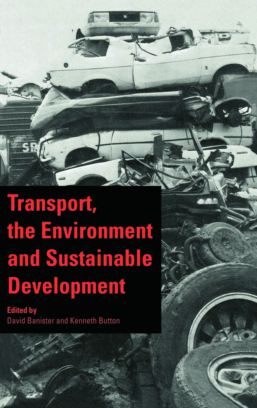 Transport, the Environment and Sustainable Development book cover