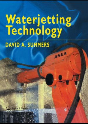 Waterjetting Technology: 1st Edition (Hardback) book cover