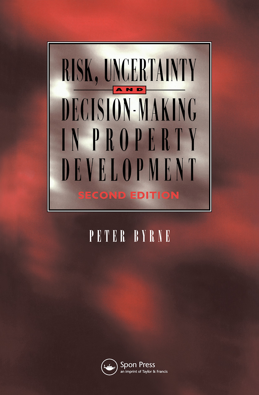 Risk, Uncertainty and Decision-Making in Property book cover