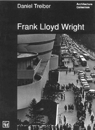 Frank Lloyd Wright book cover