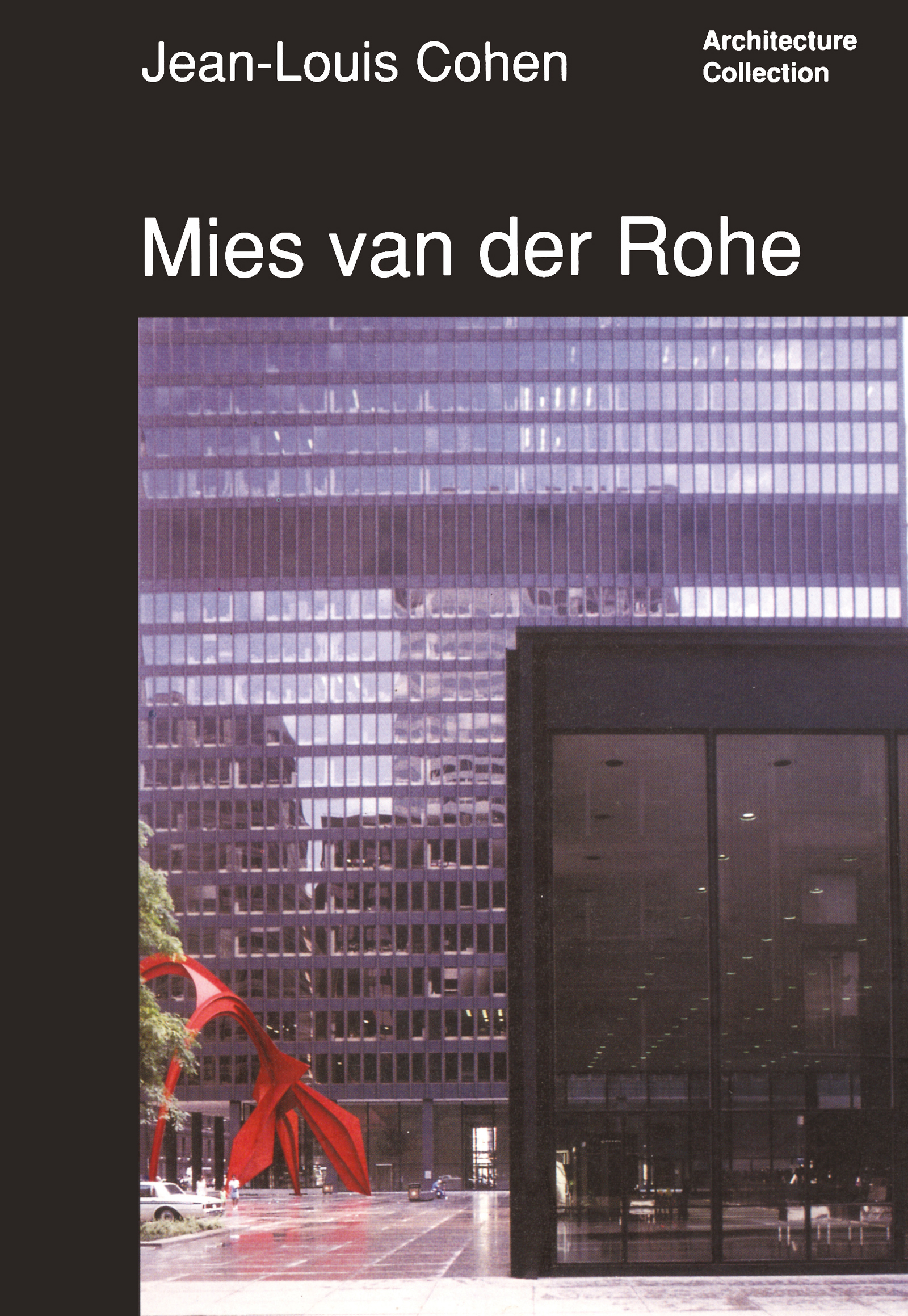 Mies van der Rohe (Paperback) book cover