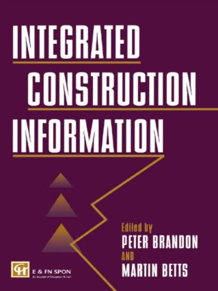 Integrated Construction Information (Hardback) book cover