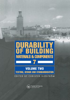 Durability of Building Materials and Components 7: Proceedings of the seventh international conference, 1st Edition (Hardback) book cover