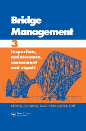 Bridge Management: Proceedings of the Third International Conference: 1st Edition (Hardback) book cover