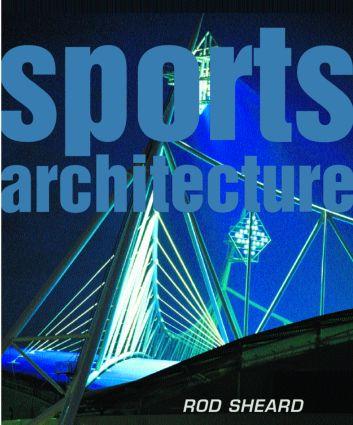 Sports Architecture book cover